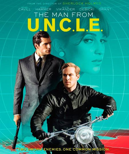 აგენტები U.N.C.L.E. / The Man from U.N.C.L.E.