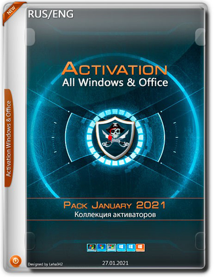Activation All Windows & Office Pack