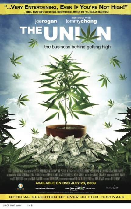 The Union: The Business Behind Getting High / კავშირი
